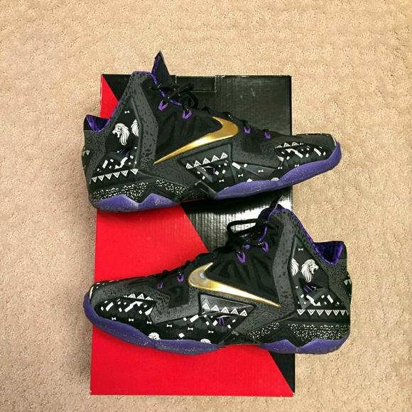 Nike Shoes Lebron 11 Bhm Poshmark